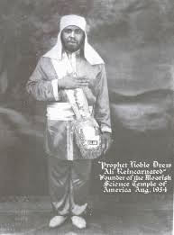 Reincarnated Prophet John Givens-El – MOORISH SCIENCE TEMPLE