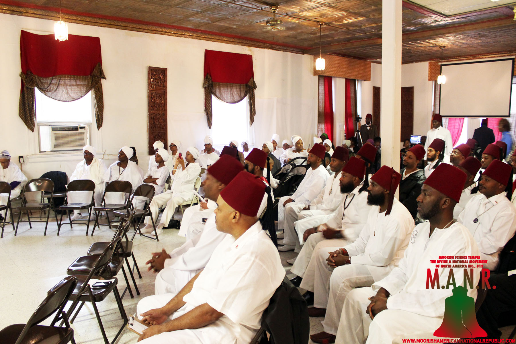 the moorish banquet The founder of the moorish science temple of america and the moorish  yes,  bring out your baskets of food to the temple and banquet them.