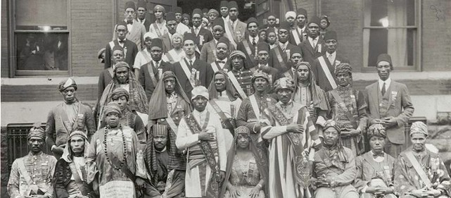 MOORISH SCIENCE TEMPLE The Divine and National Movement of