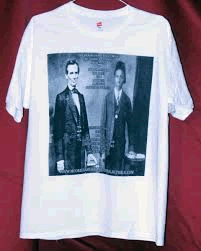 Policy of Freedom t-shirt