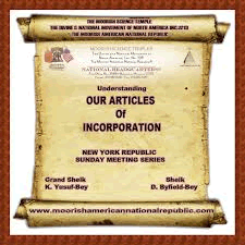 Articles Of Incorporation DVD